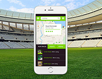 SportsJig App v1.0