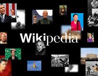 Wikipedia - UX/UI Redesign
