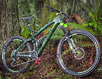Product Photography - Bikes In Arcata