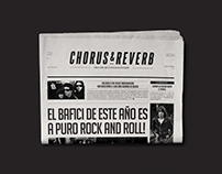 Chorus&Reverb — Newspaper