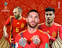 2018 FIFA World Cup Russia - Posts (Vol. 2)