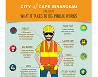 What it take to be: Public worker ( City of Girardeau )