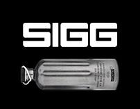 SIGG E-Commerce Concept