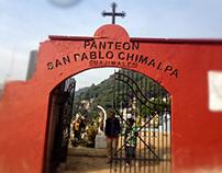 Fotografía Panteón San Pablo Chimalpa