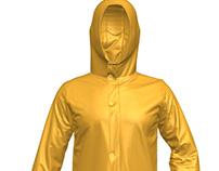 Marvelous Designer Jacket