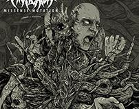 Album cover for Pannychida (Russia, deathmetal)