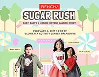 #BenchSugarRush: Poster