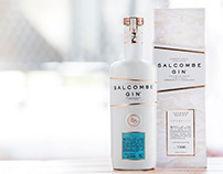 Nabil Nezzar - Salcombe Gin Packaging