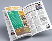 Aldar Academies - FAB Mag Advertorial & Puzzle Page