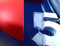 Look-K Telemundo News Packaging