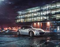 Mazda MX5 - CGI