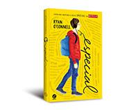"""Cover design of """"Especial"""""""