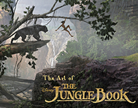 The Art of the Jungle Book: Book Design and Layout