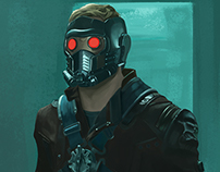 Starlord - Guardians of the Galaxy