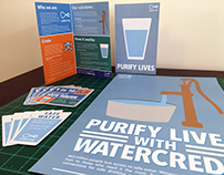 Nonprofit Campaign - Water.org