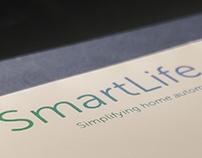 Logo/Business card for SmartLife NL