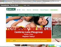 Cambrey Lane, LLC Website