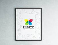 Ekatour – landing page