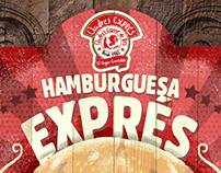 Hamburguesa Exprés de Andrés