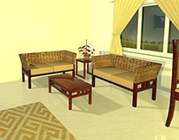 Furniture Designs for Wicker Work
