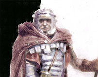 HISTORICAL ILLUSTRATION - The Roman Centurion