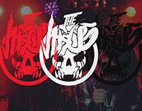 The V1RU5 band branding demo