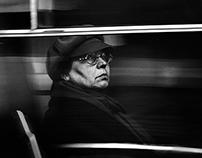 Trams & the People of Prague
