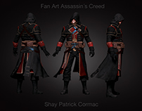 Fan art -Shay patrick Cormac