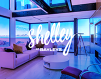 Shelley at Bayleys - Brand Roll Out