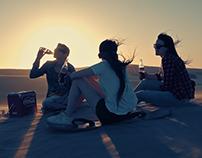 COCA-COLA - El verano se queda con vos ☀️