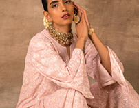 Anjul Bhandari Couture Campaign 2019
