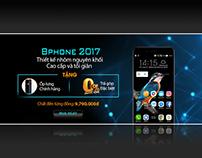 Bphone 2017 | Banner design