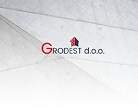 Grodest d.o.o. - LogoDesign 2017