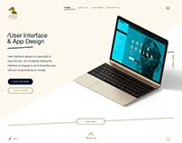 Zebracow Studio Website