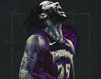 NBA Fan Arts