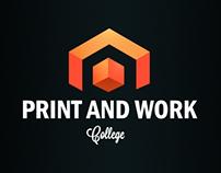 Logo Design // PW College