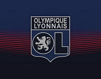 Olympique Lyonnais x Adidas