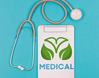 Medical related logo