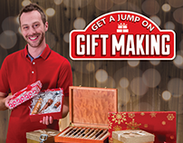Get a Jump on Gift Making