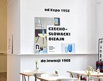 Czechosłowacki dizajn (exhibition / wystawa)