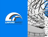 Linford invest. vol 1. Logo & identity.