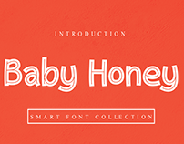 FREE | Baby Honey Font