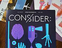 CONSIDER: Magazine