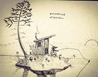 Rysunki/Drawings (2017-2019)