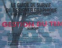 Le guide de survie du designer graphique