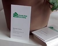 Charlton Building Branding