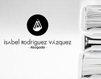 Isabel Rodríguez Vázquez · Abogada | BRANDING & WEB