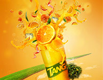 Tang Image Campaign