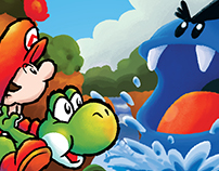 Yoshi's Island Remastered