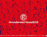 Commercial Retouch |Fortuna Düsseldorf 2017/18